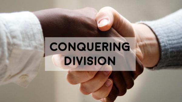 Conquering Division - 11-18-18
