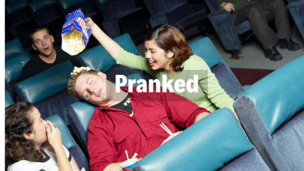 Pranked - 3/31/19