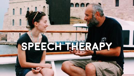 Speech Therapy 6-9-19