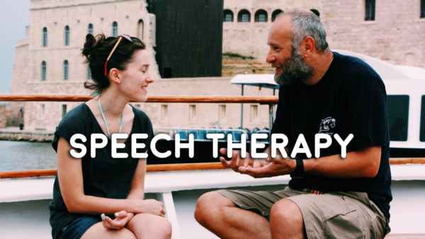 Speech Therapy 6-9-19