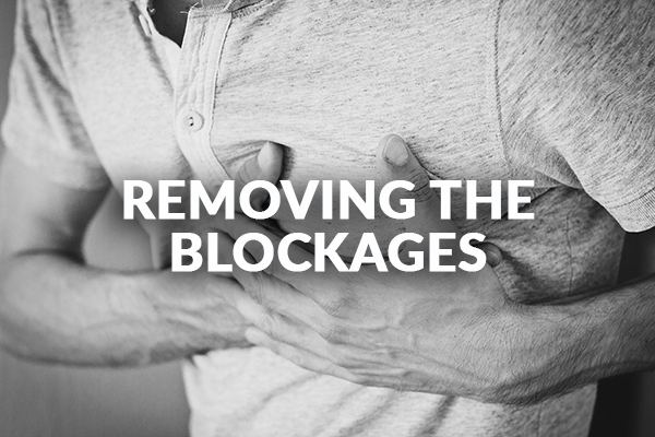 Removing the Blockages (10-18-2020)