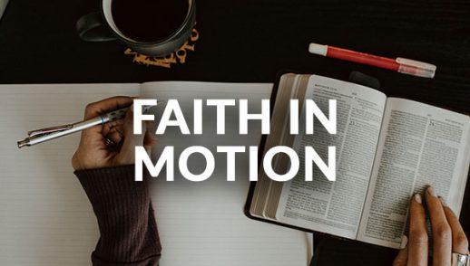 Faith in Motion (11-1-2020)