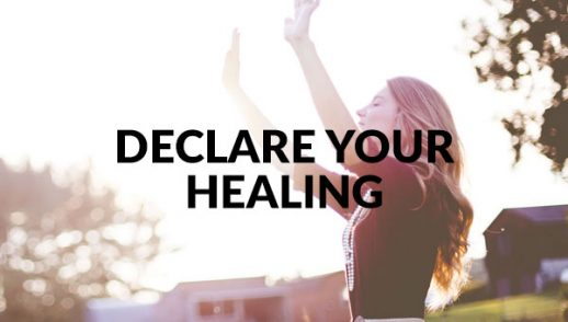 Declare Your Healing (1-24-2021)