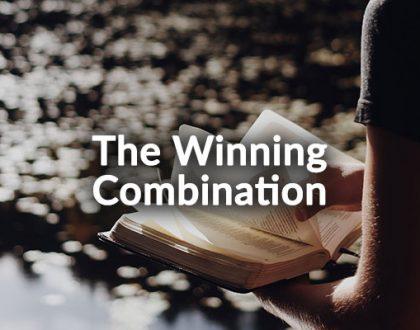 The Winning Combination (1-31-2021)