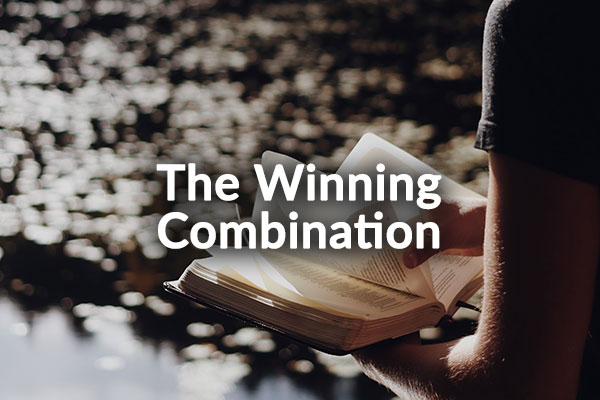 The Winning Combination (1-31-2021)