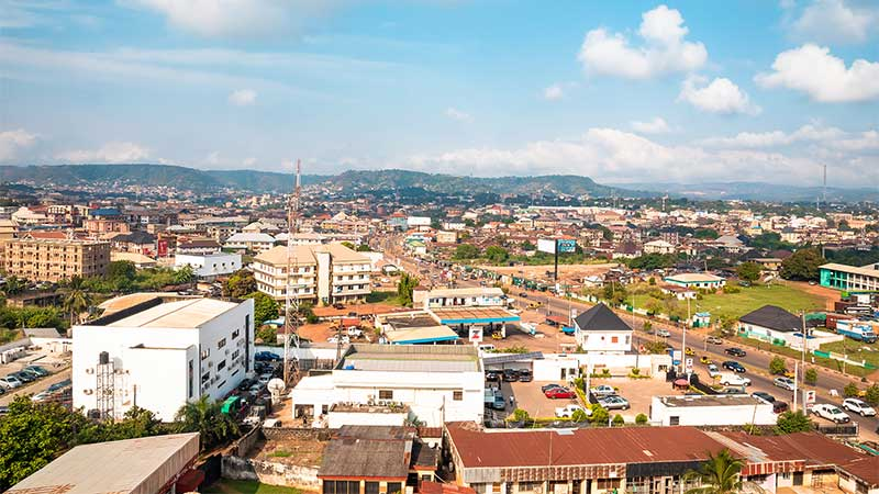 Nigeria Mission Trip (5-30-2021)